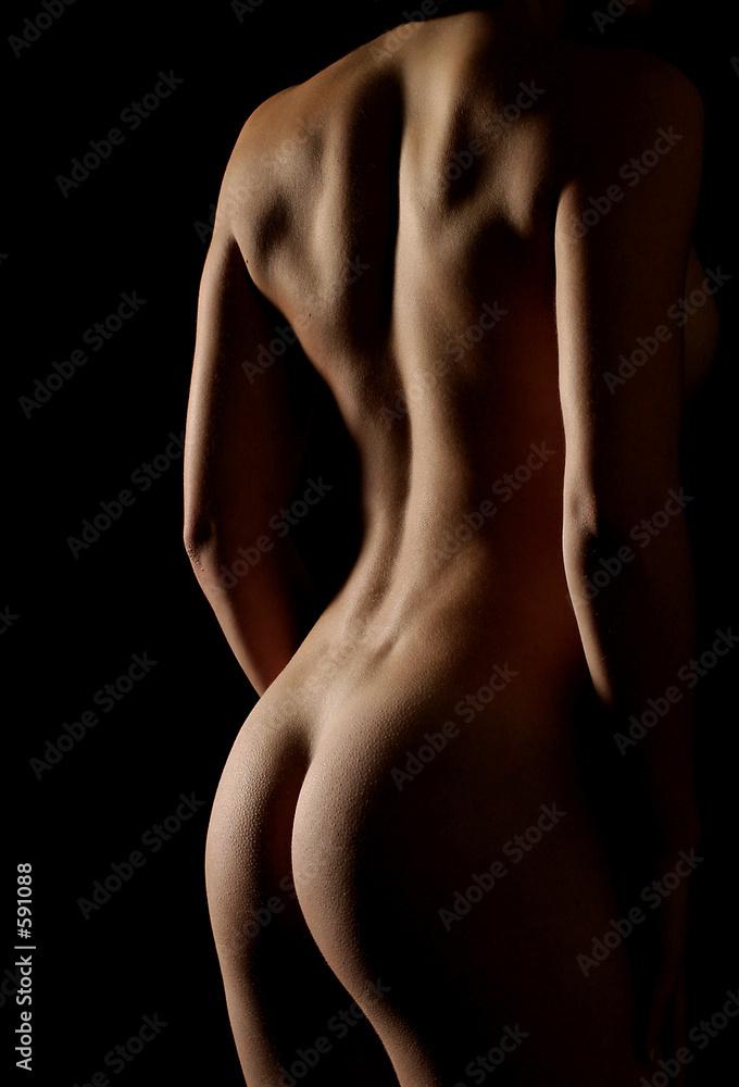 Fototapety, obrazy: Artystyczne zdjęcia ciała kobiety