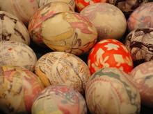 Easter Tie Eggs