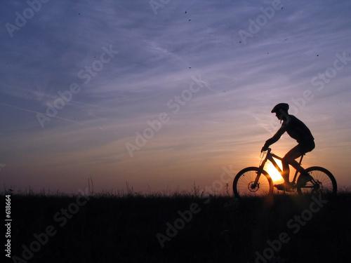 In de dag Fietsen cycling