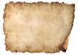 canvas print picture parchment 2 horizontal