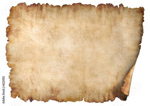 Obraz parchment 2 horizontal - fototapety do salonu