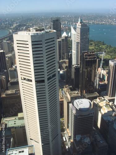 Fototapety, obrazy: sydney from above