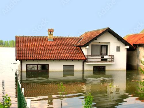 Fotografie, Obraz  flood