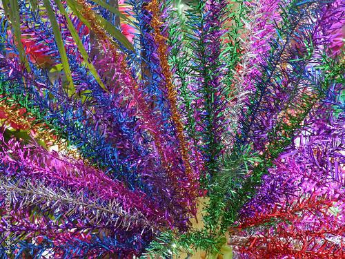 bunga manggar abstract Wallpaper Mural
