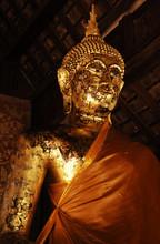 Thailand, Lampang: Wat Prathat...