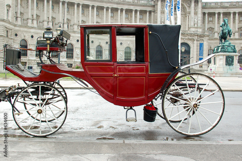 Foto vienna carriage
