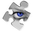 canvas print picture - fehlendes puzzleteil