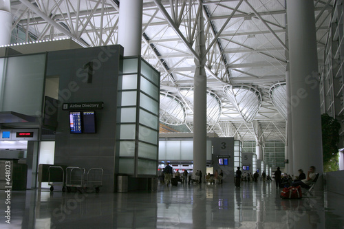 Papiers peints Aeroport night airport 2