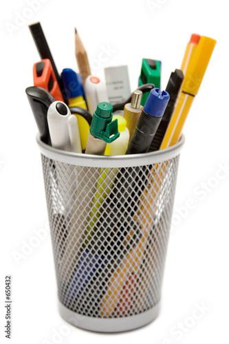 Obraz na plátně  pencil holder