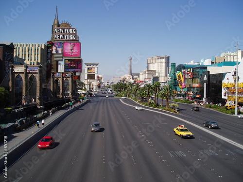 Poster Las Vegas las vegas boulevard 3