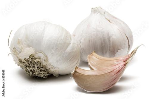 Fotografía  garlic