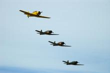 Texan & Nanchang Group Fly-by
