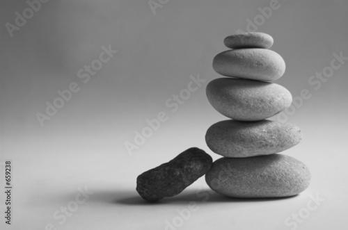 Foto-Rollo - rocks 3 (von Joanna Redesiuk)