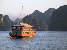 Junk Cruise On Halong Bay, Vie...