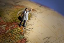 Business Traveler New York