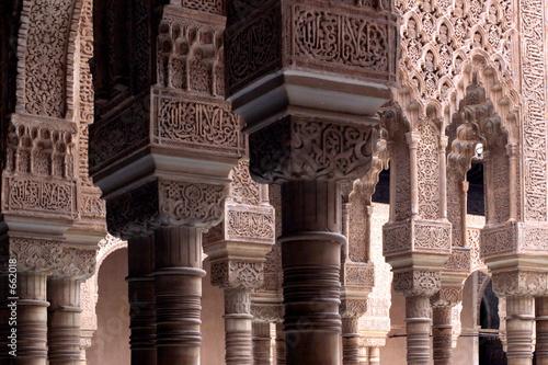 Photo alhambra arches