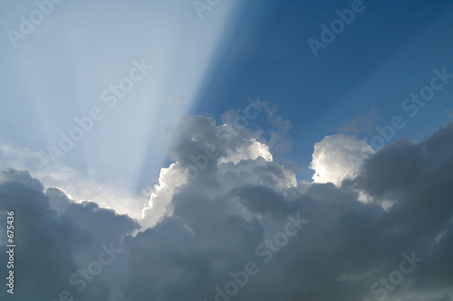Photo god light