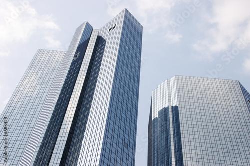Photo  deutsche bank frankfurt am main
