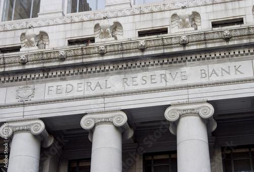 federal reserve facade 1 Slika na platnu