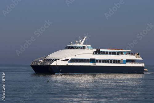 Photo ferry boat