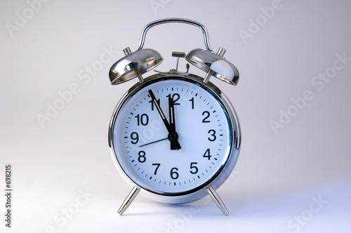 Fotografie, Obraz  alarm clock