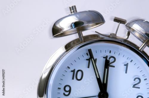 Fotografie, Obraz  clock