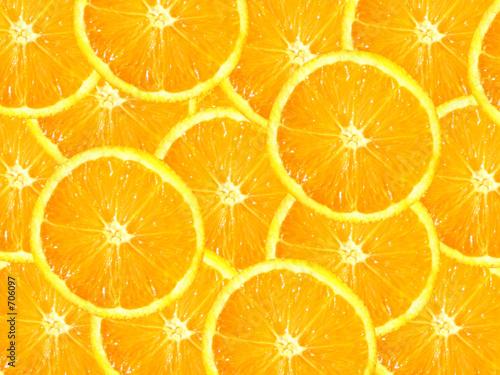 Keuken foto achterwand Vruchten oranges