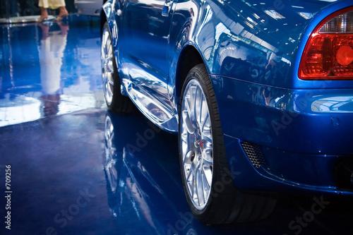 Photo  sports car