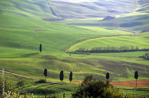 In de dag Toscane toscane11