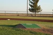 Baseball Pitchers Mound