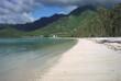 plage à moorea (polynésie française)