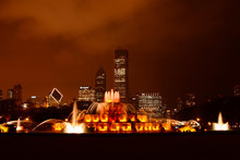 Buckingham Memorial Fountain
