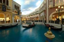 Venetian Shops
