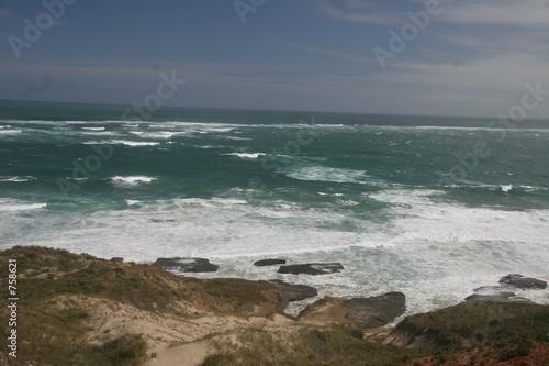 Spoed Foto op Canvas Noordzee wild tasman 3