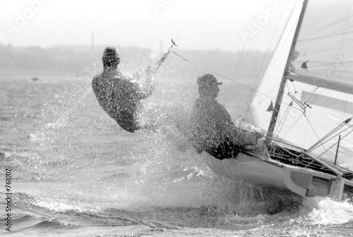 Fotografie, Obraz  star regatta
