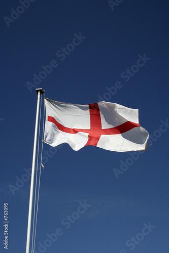 Photo  england flag