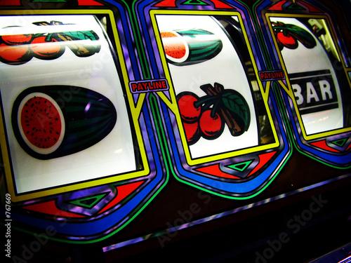 фотография  slot machine