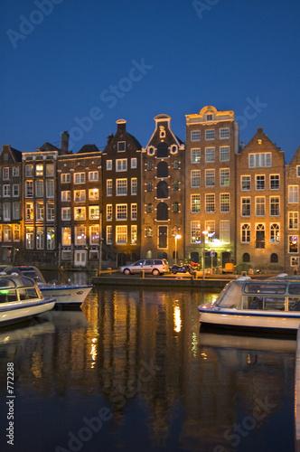 Photo  calles de amsterdam