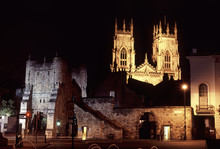 York By Night
