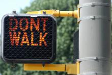 Don't Walk.