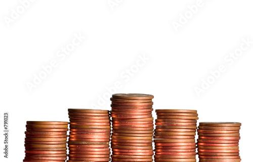 Fotografía  coins