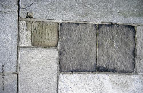 grunge stone background Poster