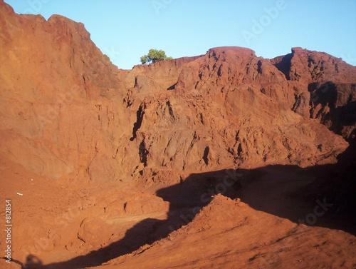 Tuinposter mina de ferro