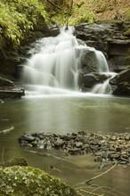 Waterfall, County Durham, Uk