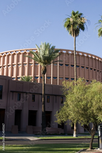 Foto op Plexiglas Stadion football stadium in arizona