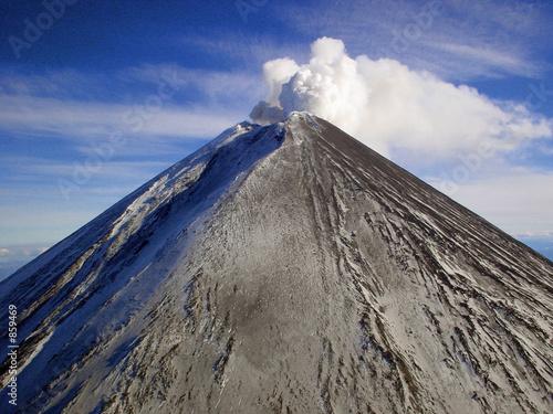 Staande foto Vulkaan kluchevskoj volcano