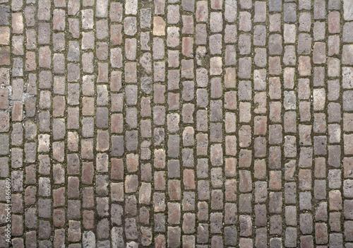Fotografia, Obraz cobblestone texture