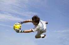 Soccer - Football Goal Keeper ...