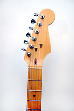 Head Electric Guitar