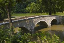 Burnside Bridge At Antietam Battlefield